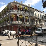 French Quarter Foto