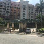 Main Hotel Entrance