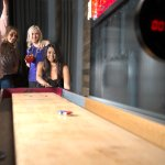 Shuffleboard at ACME Bowling, Billiards & Events