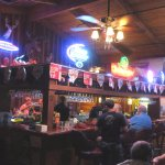 Cowboy bar.