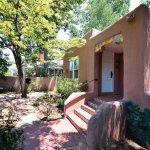 Historic House Pueblo Revival Style