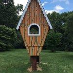 Cape May bird house