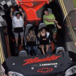 Intimidator. The build up coaster to fury. Only 200 ft or so. More airtime than fury. Great ride