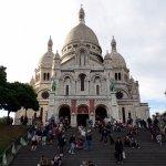 Basilika Sacré-Cœur (Montmartre) Foto