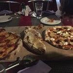 The new Pizza in the menu. Thanks Chef Daniele