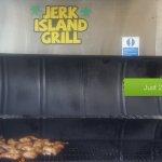 Hot N Tasty Jerk Chicken on da Grill