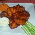 Amazing chicken wings