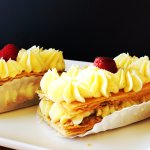 Pastries, Desserts, All types of Coffee, Cakes and many others.We offer catering as well. 206946