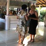 Salsa class at Lovina Nachoz Hot