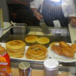 pancakes, waffles and French toast, all made to order