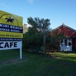 Pakiri Beach Horse Rides Entrance