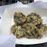 Rock City Spinach Poppers are the BEST!