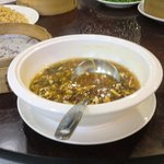 意外とあっさりしたスープ