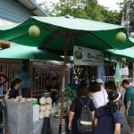 Small stall, always crowded