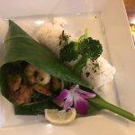 Pretty and delicious Seafood Lau Lau!