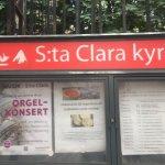 Photo of S:ta Clara kyrka