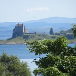 Duart Castle from Shielings in Craignure