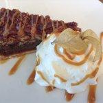 Heavenly pecan pie