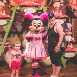 Photo-op's with disney characters!