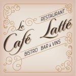 le café latté : Bistro Gourmandise et bar à vin