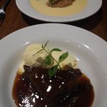 Apple Crumble & Sticky Toffee Pudding