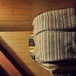 Closet bedroom? Cabin 16