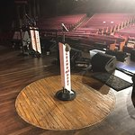 The most important place in country music - the Opry circle