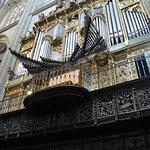El organo de la catedral