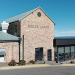 Photo of Boiler House Restaurant at Hotel Majestic