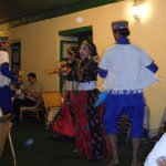 traditional Nepalese dance, part 1