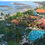 Inna Grand Bali Beach Hotel Foto