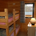 Oak Lodge - Bunk bedroom