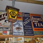 If you are into signs and all other advertising this place is ideal.