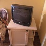 Old-fashion TV