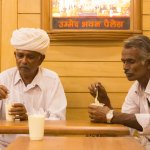 Happy Faces enjoying there drinks at SHree Mishrilal Hotel in Jodhpur