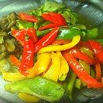"""Mediterraner Salat """"wunschgemäss zusammengestellt"""""""