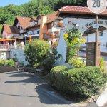 Photo de Restaurant-Landhaus Haus am Berg