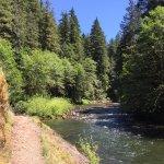 Salmon River Trail.