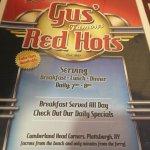 Foto de Gus' Red Hots