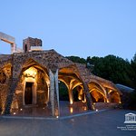 Colonia Guell  Gaudi Crypt