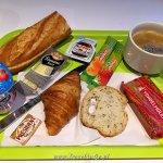 Śniadanie hotelowe - Ibis - TravelAnQa.pl