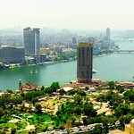 sofitel and four season hotels from cairo tower