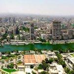 panorama view from cairo tower