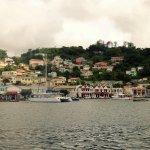 Grenada Harbour view