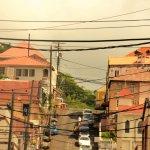 Grenada Street view from port