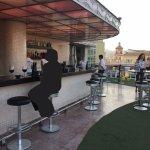 Top bar / terrace area 1