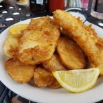 Fish & Chips, the best EVER!