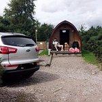Foto de Gorsebank Camping Village