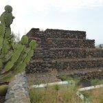 Piramides de Guimar Foto