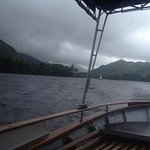 View from the steamer heading to Howtown